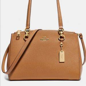 Coach carryall purse NWT